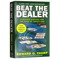 击败庄家 21点的有利策略 英文原版 Beat the Dealer 量化投资之父传奇自传 华尔街量化对冲基金鼻祖 E