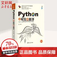 Python从菜鸟到高手 清华大学出版社