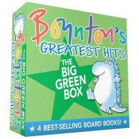 【�A�】Boynton's Greatest Hits �G盒子套�b 博因�D力作 英文�和�故事