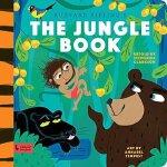 英文原版 Babylit 宝贝文学系列 奇幻深林故事书Jungle Book: A Babylit Storybook