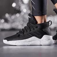 adidas阿迪达斯男子篮球鞋2018新款高帮耐磨运动鞋BB6929