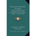 【预订】English History Stories: Alfred the Great, Queen Elizab