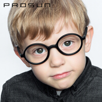 保圣(prosun)眼镜框儿童TR近视眼镜架光学架PO5003 B30红色