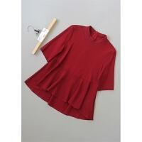 [N2-303]新款女装上装打底衫时尚T恤35