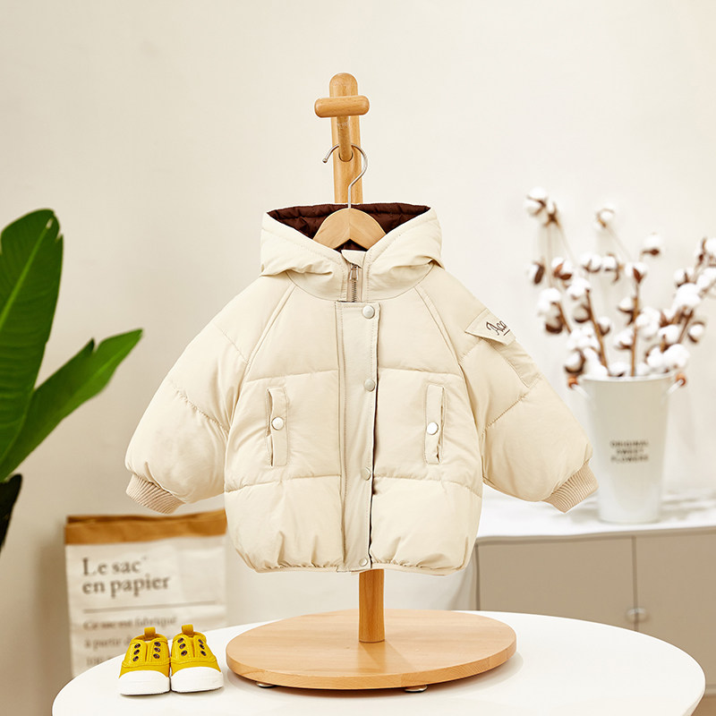 宝宝冬装男0一1-3岁婴幼儿童棉衣冬季加厚外套婴儿衣服冬天潮   全店商品限时3件7折,一件9折,2件8折。全店商品限时3件7折,一件9折,2件8