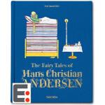 Fairy Tales of Hans Christian Andersen 安徒生童话 绘本故事书 画册 画集 漫画
