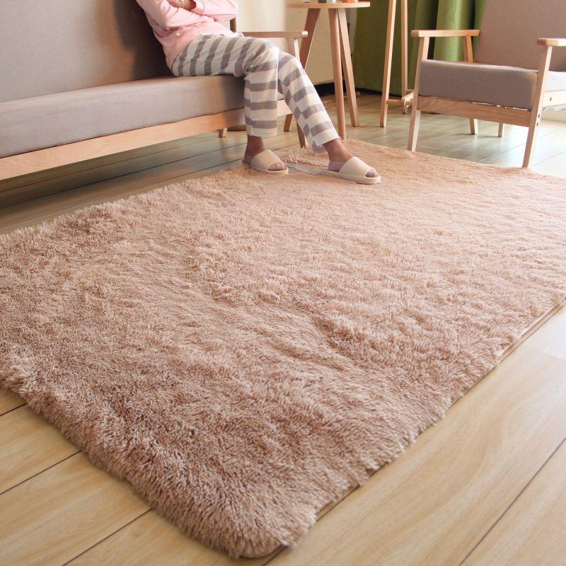 客厅沙发地毯茶几垫卧室床边简约满铺可爱房间地垫榻榻米4mp