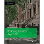 【预订】Mastering Autodesk Maya 2015: Autodesk Official Press 9