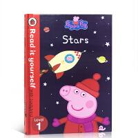 【全店300减100】英文原版 小猪佩奇系列 Peppa Pig: Reading it yourself 自己读 St