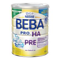 保税区直发 德国Nestlé雀巢BEBA贝巴适度水解奶粉Pre段(0-6个月)800g