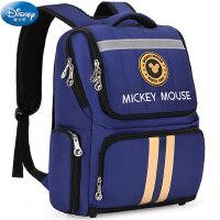 迪士尼小学生米奇书包1-3年级男孩6-12儿童男童女童减负双肩背包