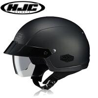 韩国哈雷巡航太子半盔摩托车头盔 IS-CRUISER 春夏秋季