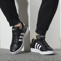 Adidas阿迪达斯 男鞋女鞋 NEO运动休闲鞋低帮板鞋 F36393