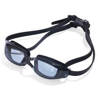 高清泳镜近视防雾眼镜套装平光儿童男女士游泳装备泳镜