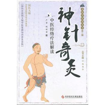 神针奇灸 严晋 科技文献出版社 正版书籍!好评联系客服有优惠!谢谢!