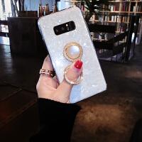 三星s8手机壳女款s8+保护套s8plus曲屏s9全包防摔硅胶个性创意潮