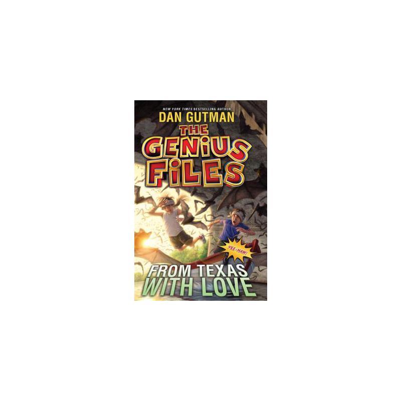 【预订】The Genius Files #4: From Texas with Love 预订商品,需要1-3个月发货,非质量问题不接受退换货。