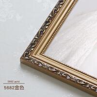 欧式实木相框创意挂墙全家福影楼16 20 24寸婚纱照大相框画框定做