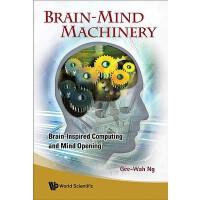 【预订】Brain-Mind Machinery 9789812790255
