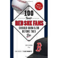 【预订】100 Things Red Sox Fans Should Know & Do Before They Di