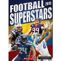 英文原版 Football Superstars 2015