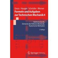 【预订】Formeln Und Aufgaben Zur Technischen Mechanik 4: Hydrom