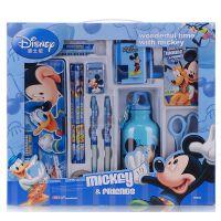迪士尼 儿童米奇米尼文具套装DM0934学生文具礼盒套装学习用品