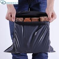 快递袋子灰黑色打包防水袋子服装包装批发定制加厚上新