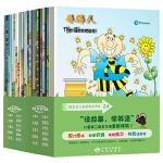 (限时抢)培生幼儿英语阅读进阶(2A+2B)2辑28册赠送DVD光盘