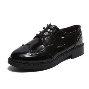 WARORWAR法国YM38-7002019新品四季韩版平底鞋舒适女鞋潮流时尚潮鞋百搭潮牌单鞋女