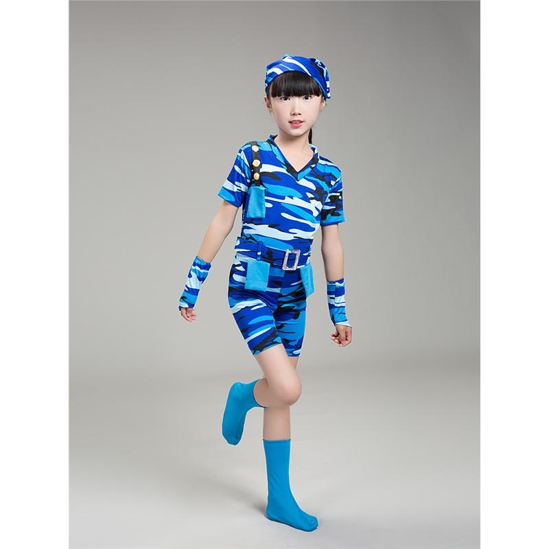 六一儿童迷彩服套装夏短袖军训夏令营幼儿园连体迷彩兵娃娃演出服 发货周期:一般在付款后2-90天左右发货,具体发货时间请以与客服协商的时间为准