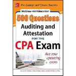 【预订】McGraw-Hill's 500 Auditing and Attestation Questions fo