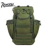 新款军迷野营登山包55L男女防水双肩旅行背包 55升产品不带防雨罩
