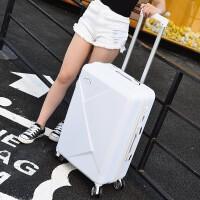 箱旅行箱拉杆箱万向轮女韩版可爱轻便行李箱母子包小箱子