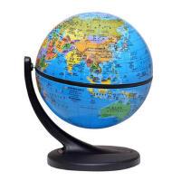 11cm中英文政区地球仪(单支点向支架) 北京博目地图制品有限公司 9787503033025