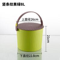 家用储物桶洗澡桶凳多功能钓鱼桶水桶加厚塑料洗车收纳桶带盖手提