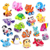 发条玩具婴玩具上链上弦小车小孩宝宝早教玩具1-3-6岁
