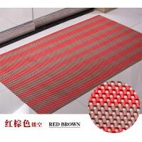 浴室防滑垫子洗手间厕所卫生间镂空PVC塑料洗澡卫浴淋浴防水地垫