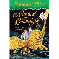 Magic Tree House #33: Carnival at Candlelight 神奇树屋系列33:烛光嘉年