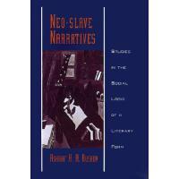 【预订】Neo-slave Narratives 9780195125337
