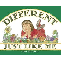 英文原版 Different Just Like Me