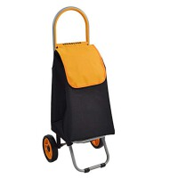 26E配色款手拉车 购物车行李车 可折叠便携买菜车