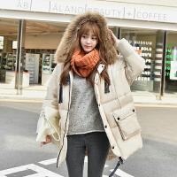 超特大码女装外套加肥加大150-200斤胖mm冬装加厚180斤羽绒服