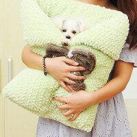 【支持礼品卡】宠物家居抱抱犬猫通用床榻小型犬睡袋用狗猫毛绒衣服窝垫床 hk3