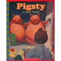 Pigsty (Book+CD)猪舍 ISBN 9780545003612