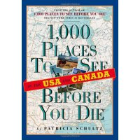 英文原版 1000 Places to See Before You Die