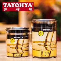 TAYOHYA多样屋 团圆耐热玻璃油壶油醋瓶
