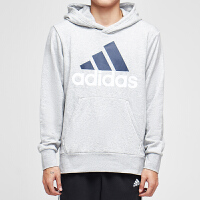 adidas阿迪达斯男子卫衣2018新款连帽套头衫休闲运动服S98775