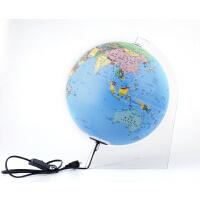 博目地球仪:双子星30cm中英文政区/星座双画面地球仪(LED灯光型)16-30-09