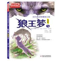 儿童文学名家典藏漫画・沈石溪动物漫画王国――狼王梦5・漫画版